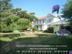 B&B close to Loire Castles in France.
