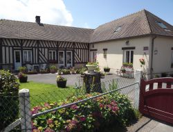 Holiday home near Honfleur in Normandy. near Fauguernon