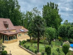 Holiday accommodation near Sarlat in Aquitaine, France.