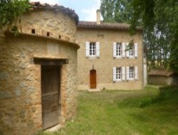 Holiday home in the Tarn, Midi Pyrenees.