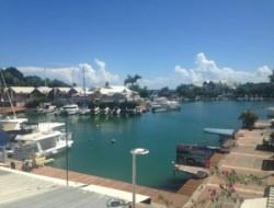 Seaside holiday rental on Guadeloupe Island.