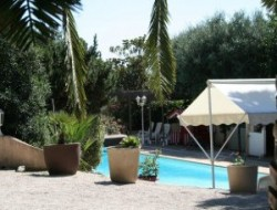 Bed and Breakfast near Nimes in the Gard.