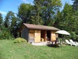 Gîte insolite à louer dans le Haut Jura.