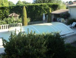 Location vacances avec piscine chauffée vaucluse.