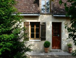 Charming holiday home near Tours in France.