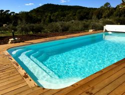 Holiday rental with pool in Provence Verte