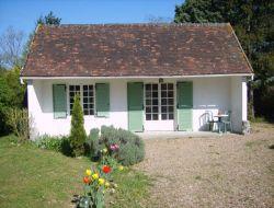 Gîte avec piscine près des chateaux de la Loire.
