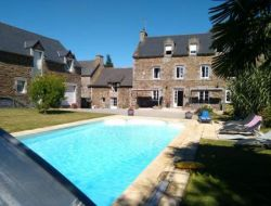 Big capacity holiday home in Brittany, France. near Saint Pern