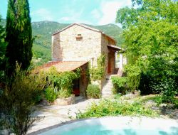 Holiday home with pool in Hérault, Languedoc Roussillon. near Fozieres