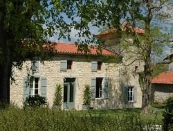 Holiday home in the Gers, French Tuscany