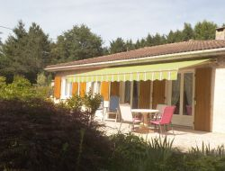 Holiday home near Sarlat in Dordgne, Aquitaine.