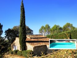 Holiday rental near Nimes and Avignon in France.