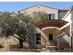 Holiday home near Avignon in Provence, France. near Saint Rémy de Provence