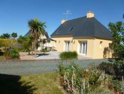 Seaside holiday home near Quimper in the Finistere, Brittany.