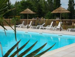 Talmont Saint Hilaire camping mobilhome Avrille (vendee)