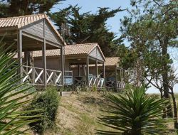 Seaside holiday rental in Vendee, on Atlantic coast.