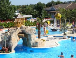 Saint Martin de Re location en camping 4* en Vendée