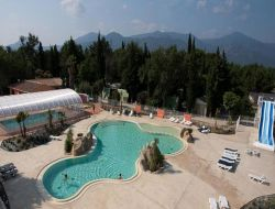 campsite mobilhome in Argeles Sur Mer