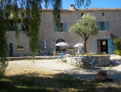 B&B with pool in the Gard, Cevennes.