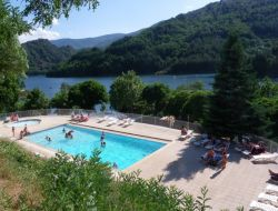 Camping in Lozere, Cevennes, Languedoc. near Malbosc