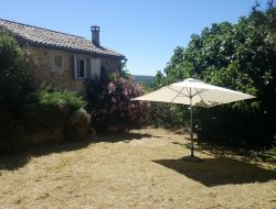 Holiday home close to Vallon Pont d'Arc in France. near Saint Privat de Champclos