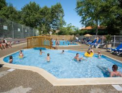 Camping close to Royan in Charente Maritime near Saint Romain de Benet