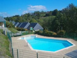 Holiday village in Auvergne