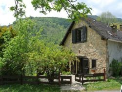 holiday home in Ariege in the French Pyrenees. near Oust