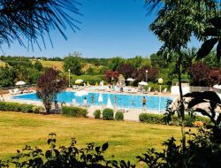 camping mobil homes a louer près de Rodez en Aveyron.