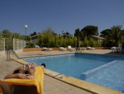 Seaside camping in Aude, Languedoc Roussillon. near Mirepeisset