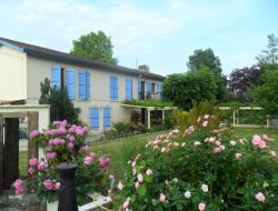 B&B near Agen in Aquitaine, France.