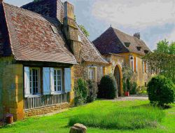 Charming holiday home in the Perigord, Dordogne, Aquitaine