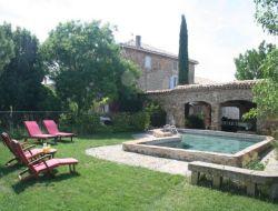 Gite de charme a louer en Haute Provence.