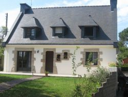 B&B close to Vannes in South Brittany.