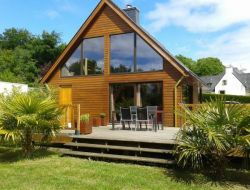 Holiday home with well being space in Brittany, France.