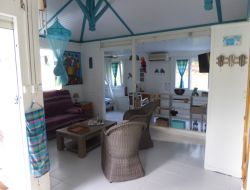 Air-conditioned holiday rentals in Guadeloupe, Caribbean island.