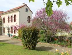 Holiday home close to the volcanoes of Auvergne, France. near Manzat