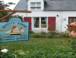 seaside B&B near Lorient in south Brittany. near Locunole