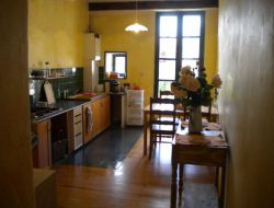 Holiday home close to St Guilhem le Desert in Languedoc Roussillon, France.