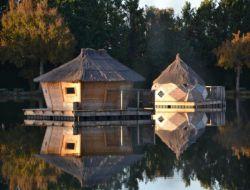 Séjour insolite en cabane flottante dans la Vienne