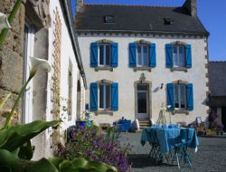 B&B near Quimper in Brittany, France.