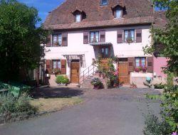 Big capacity holiday home in Alsace. near Molsheim