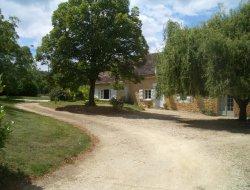 Louer un gite de vacances près de Sarlat en Dordogne.