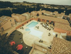 Holiday residence near Montpellier in Languedoc Roussillon, France. near Montaud