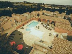 Résidence de vacances près de Montpellier dans l'Hérault.