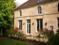 Holiday home near Beauvais in Picardy.