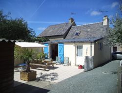 Holiday home in the Cotentin, Normandy.
