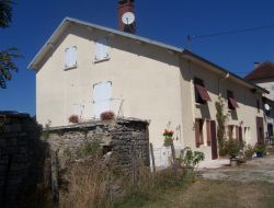 Holiday home in the Jura, Franche Comte, France.