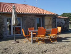 Holiday home near Angers in Anjou, France.