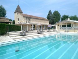 Holiday residence in the Lot, Midi-Pyrenees near Saint Front sur Lémance